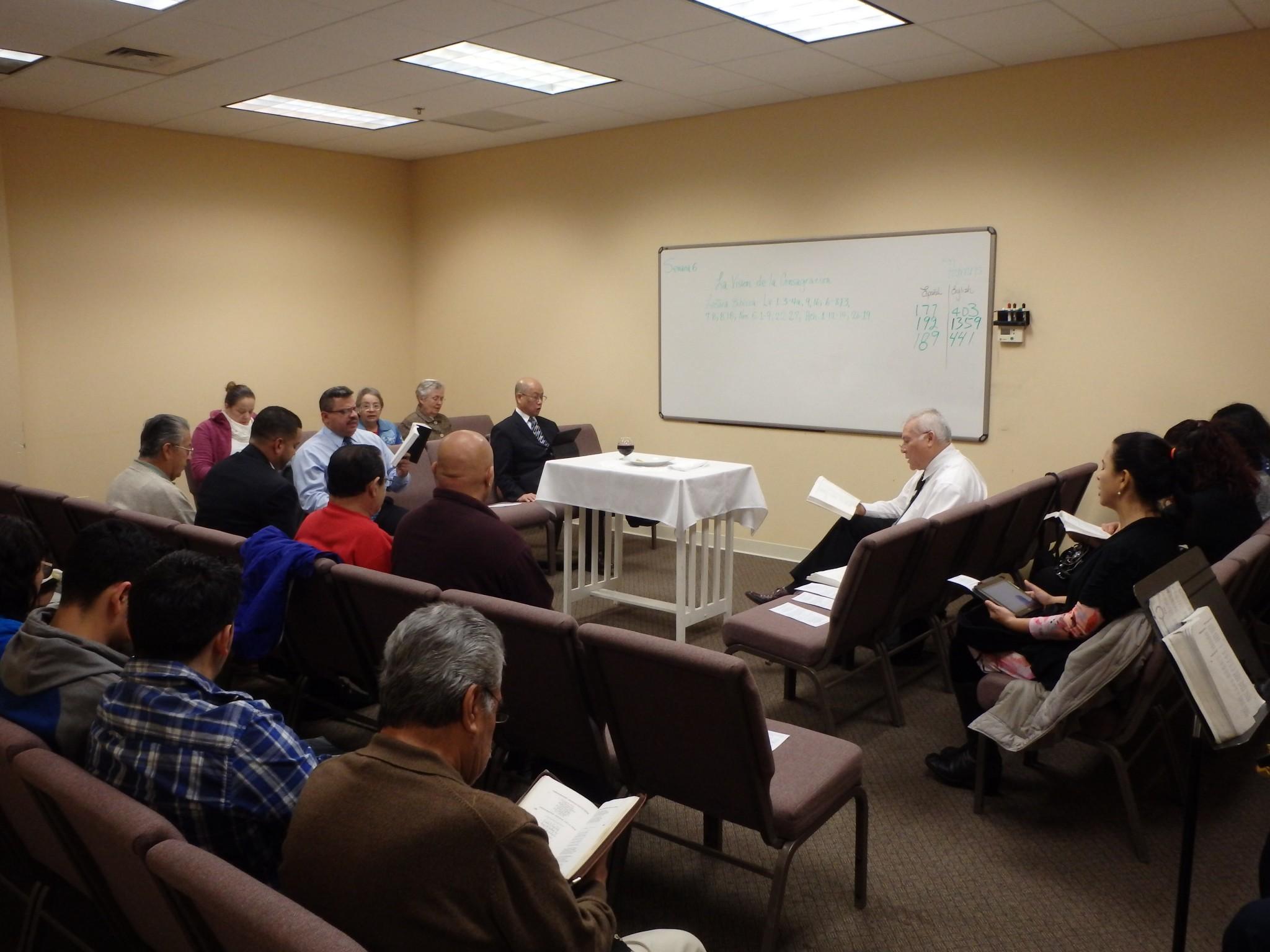 Spanish-Speaking Meeting
