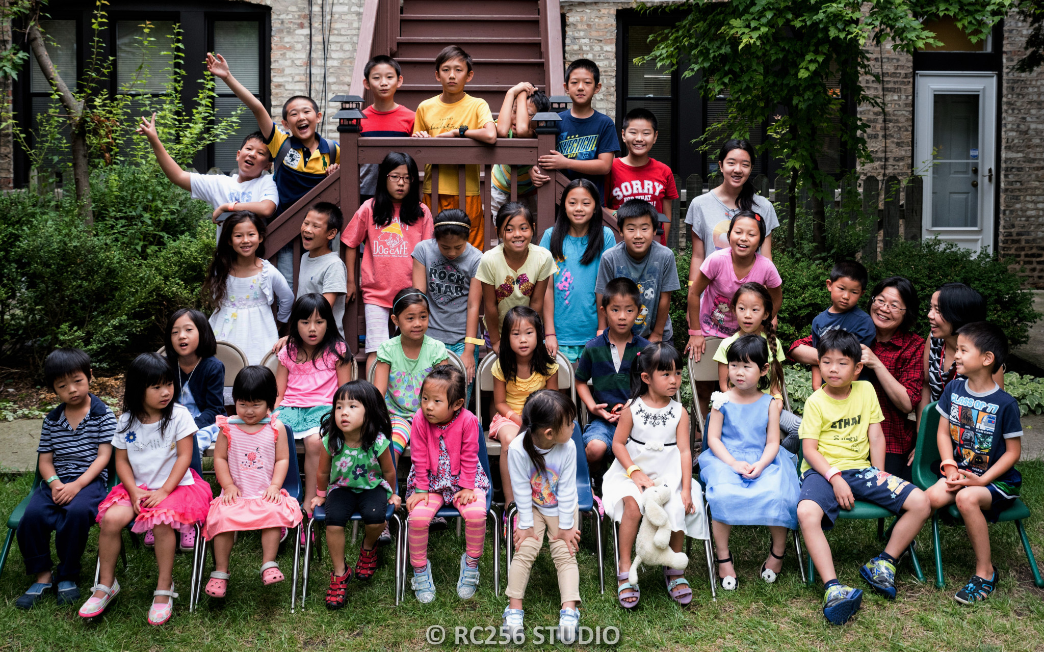 Chinese Perfecting Training Children Service