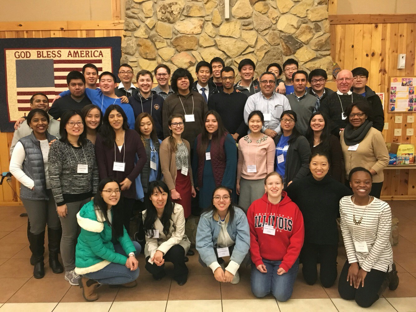 Chicago Group at College Conference 2017
