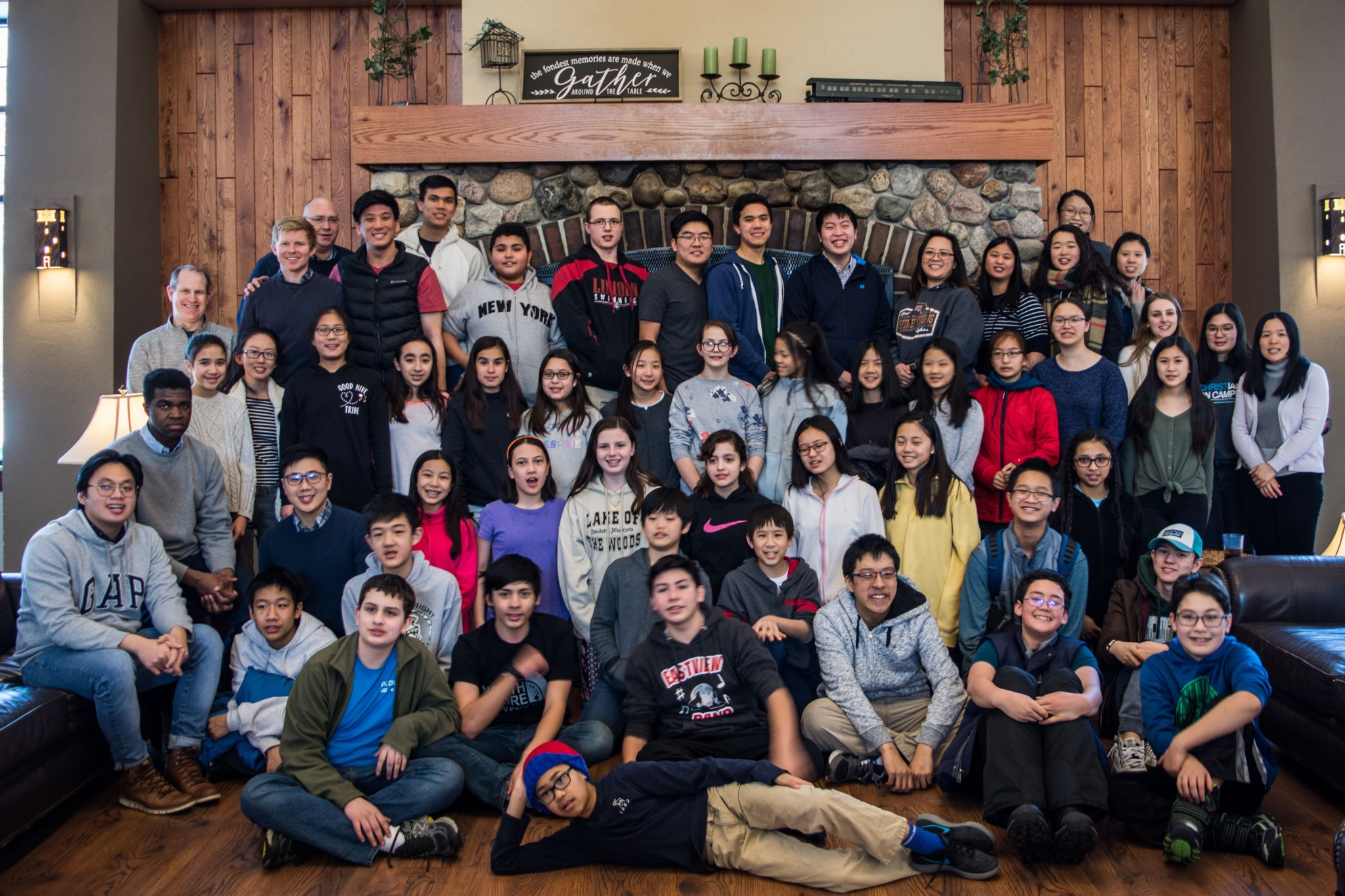 Winter Camp 2019 - Jr High Group
